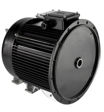 Enclosed Alternator