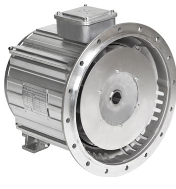 Mining and oil and gas alternators