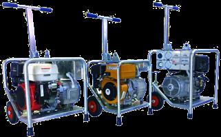 Makinex generator set